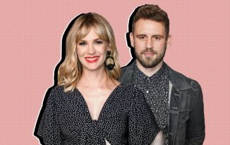 January Jones Brand New 'Bachelor' Boyfriend Nick Viall